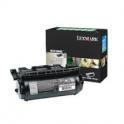Toner Lexmark 64016HE E64x schwarz / Return Prog.
